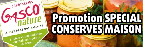 Promotions conserves Gasco Nature